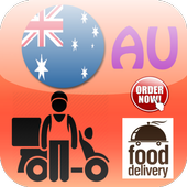 Australia Food Delivery icon