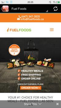 Canada Food Delivery apk screenshot