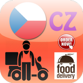 Czech Republic Food Delivery icon