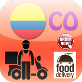 Colombia Food Delivery icon