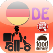 Germany Food Delivery icon