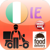 Irish Food Delivery icon