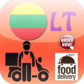 Lithuania Food Delivery icon