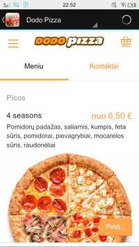 Lithuania Food Delivery apk screenshot