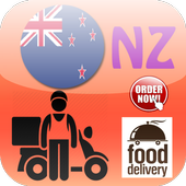 New Zealand Food Delivery icon