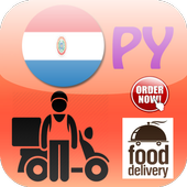 Paraguay Food Delivery icon