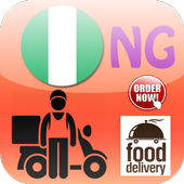 Nigerian Food Delivery icon
