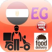 Egypt Food Delivery icon