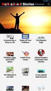 Motivational Stories poster