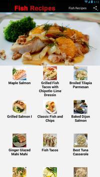 Fish Recipes apk screenshot