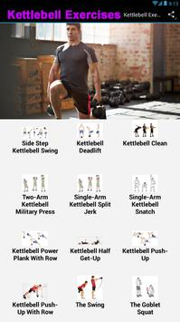 Kettlebell Exercises apk screenshot
