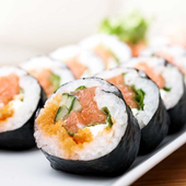 Sushi And Rolls Recipes icon