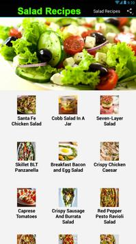 Salad Recipes poster