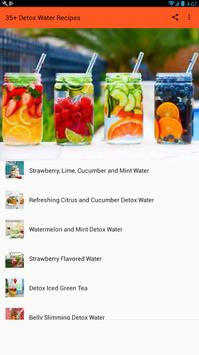 Detox Water Drinks - Best Detox Recipes スクリーンショット 2