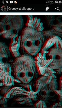 Creepy Wallpapers poster