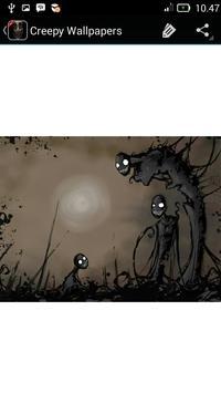 Creepy Wallpapers apk screenshot
