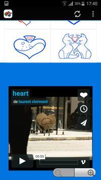 How To Draw Love Hearts apk screenshot