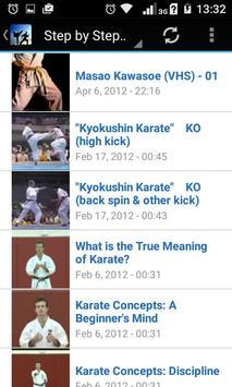 Karate screenshot 1