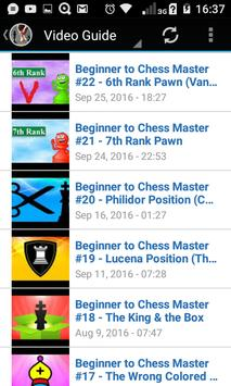 Chess Lessons screenshot 1