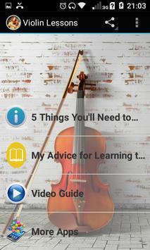 Violin Lessons for Android - APK Download
