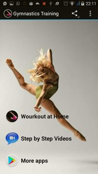 Gymnastics Training poster