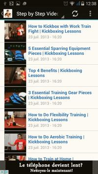 Kickboxing screenshot 1