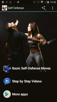 Self Defense poster