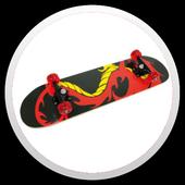 Customize a Skateboard icon