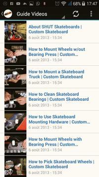 Customize a Skateboard apk screenshot