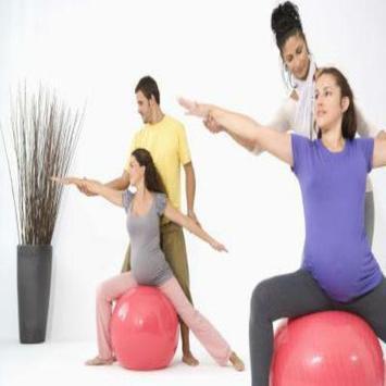 Pregnancy Exercises poster