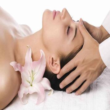 Head & Neck Massage poster