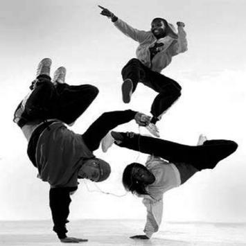 Street Dance Moves poster