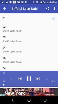 Siffatul Salat Nabi Part 1 screenshot 1