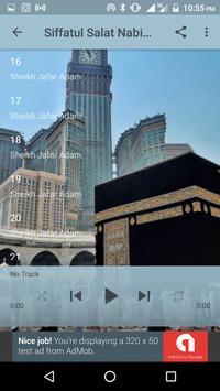 Siffatul Salat Nabi Part 3 screenshot 1