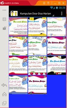 Kumpulan Doa Harian screenshot 2