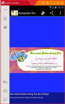 Kumpulan Doa Harian screenshot 7