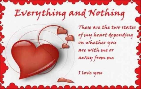 Messages for Valentin day screenshot 1