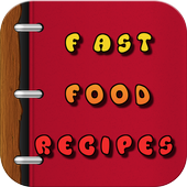 Fast Food Recipes icon
