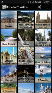 Ecuador Turistico apk screenshot