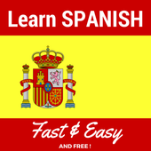 How to Learn Spanish Fast icon