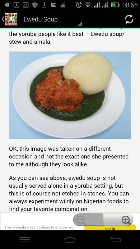 Recipes for nigerian food apk download free food drink app for recipes for nigerian food apk screenshot forumfinder Choice Image