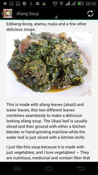 Recipes for nigerian food apk download free food drink app for recipes for nigerian food apk screenshot forumfinder Gallery