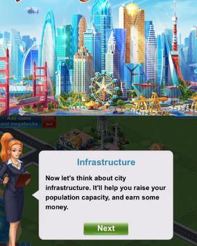 Guide For Megapolis screenshot 1