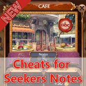 Cheats for Seekers Notes icon