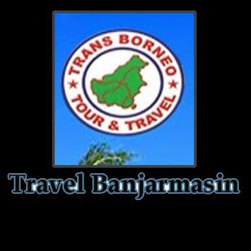 Transborneo Travel poster