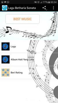 Lagu Betharia Sonata poster