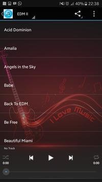 Best EDM Songs & Music apk screenshot