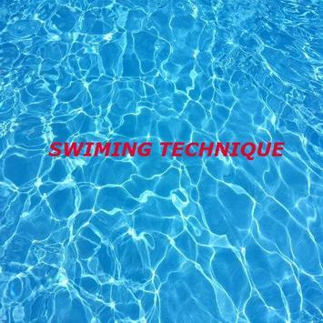Swiming technique screenshot 1