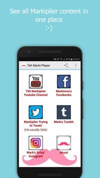 Markiplier Markiplayer - Teh ultimate fan app 📦 poster