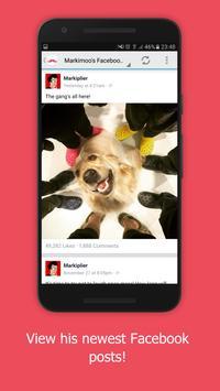 Markiplier Markiplayer - Teh ultimate fan app 📦 apk screenshot